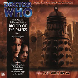 Blood of the Daleks, Part 1