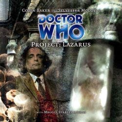 Project: Lazarus (7th Doctor Cover)