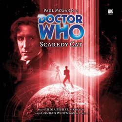 Doctor Who Big Finish Scaredy Cat