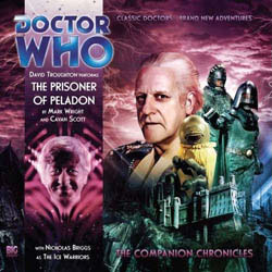 23.The Prisoner of Peladon