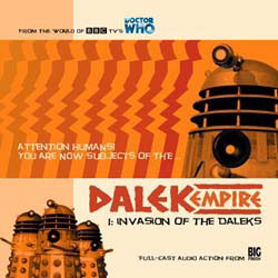 1.Invasion of the Daleks
