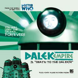 3.'Death to the Daleks!'