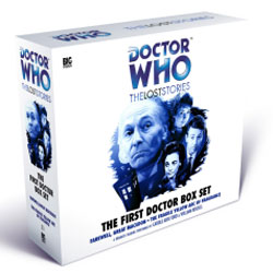 9.The First Doctor Box Set