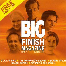 Big Finish Magazine - Issue 1