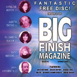 Big Finish Magazine - Issue 2