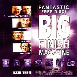 Big Finish Magazine - Issue 3