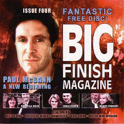 Big Finish Magazine - Issue 4