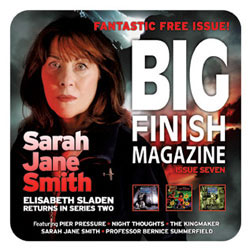 Big Finish Magazine - Issue 7