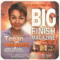Big Finish Magazine - Issue 8