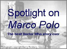 Spotlight on Marco Polo
