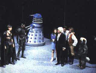 starring Jon Pertwee as the Doctor