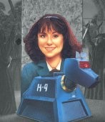 Sarah Jane Smith and K-9