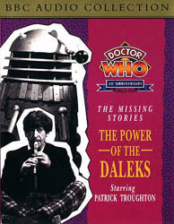 BBC radio Collection - The Power of the Daleks (Cassettes)