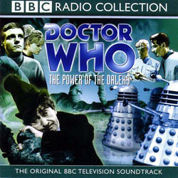 BBC radio Collection - The Power of the Daleks (CD)