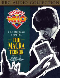 BBC radio Collection - The Macra Terror (cassettes)