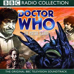 BBC radio Collection - The Macra Terror (CD)