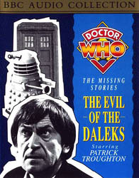 BBC radio Collection - The Evil of the Daleks (Cassettes)