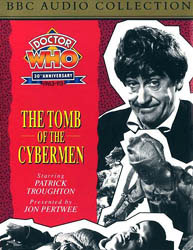 BBC radio Collection - The Tomb of the Cybermen (cassettes)