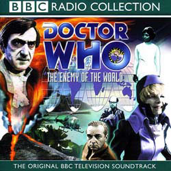 BBC radio Collection - The Enemy of the World