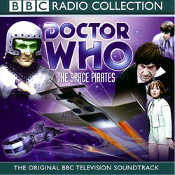 BBC radio Collection - The Space Pirates